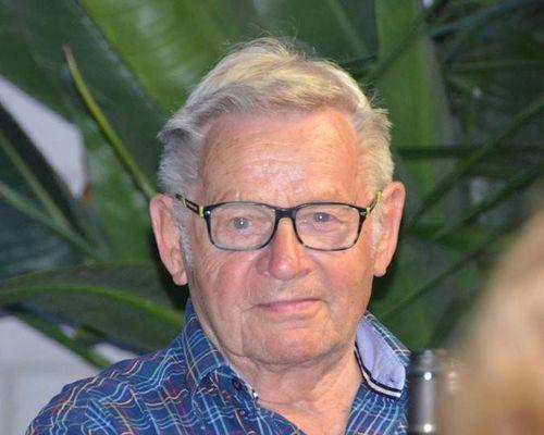 Franz Purkert feiert am 28.01. seinen 90. Geburtstag !