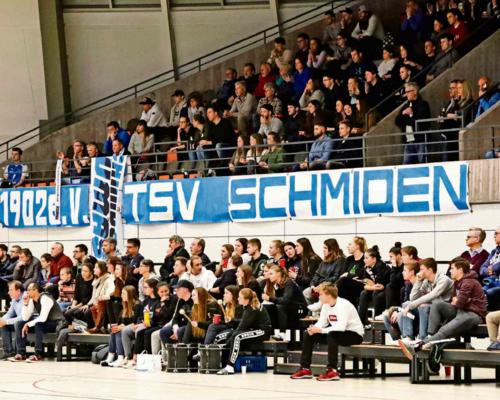 Schmidener mit Unterstützung ganz vorn in der Württemberg-Liga