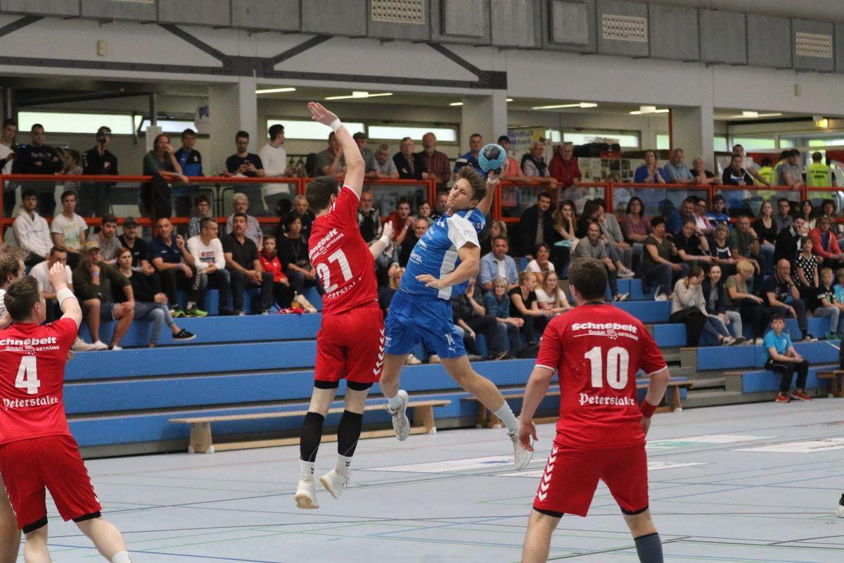 Relegationsturnier im Pumakäfig - Sieg gegen Schutterwald