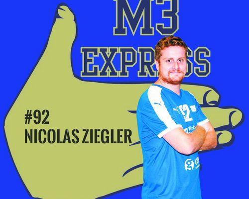 M3 Express: Knapper Sieg beim Tabellenletzten