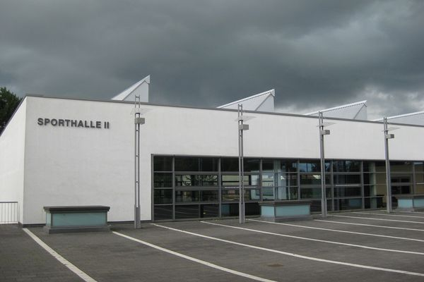 Sporthalle 2 Schmiden