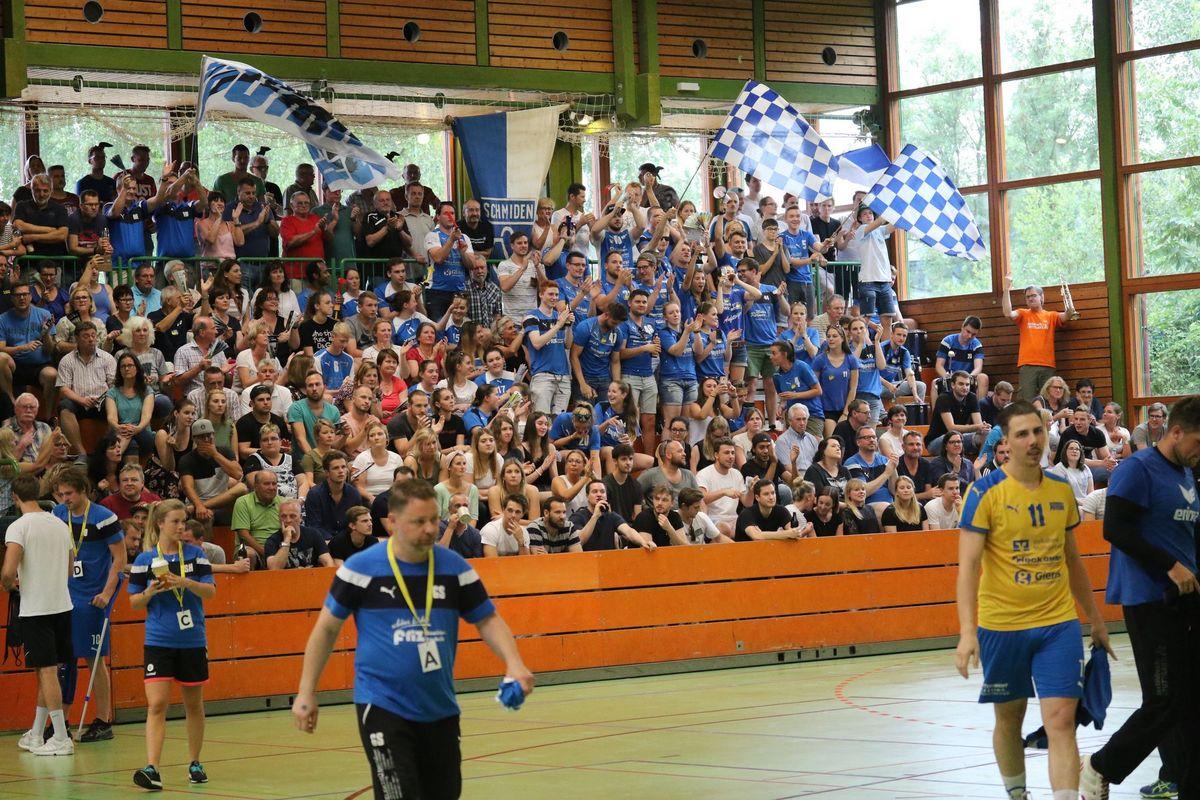 Niederlage auch im Relegationsrückspiel in Blaustein
