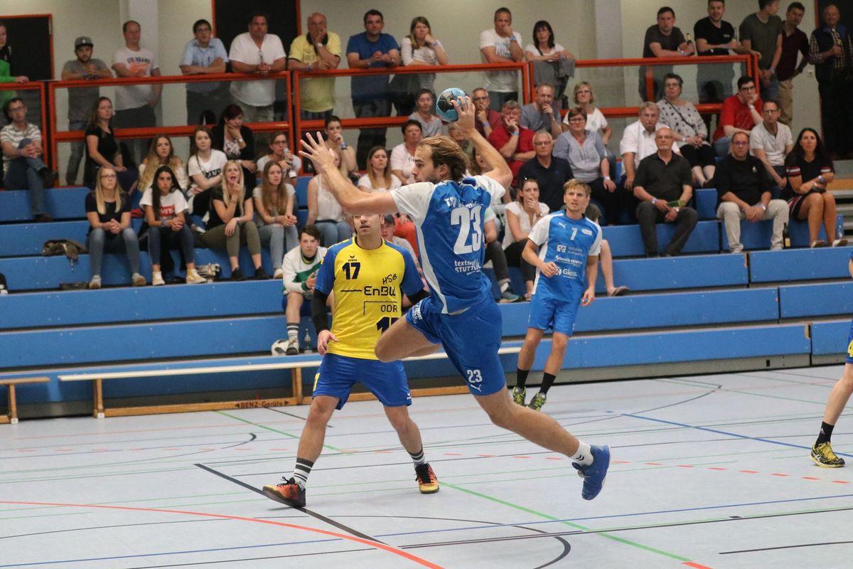 Knappe Niederlage im 1. Relegationsspiel gegen Langenau