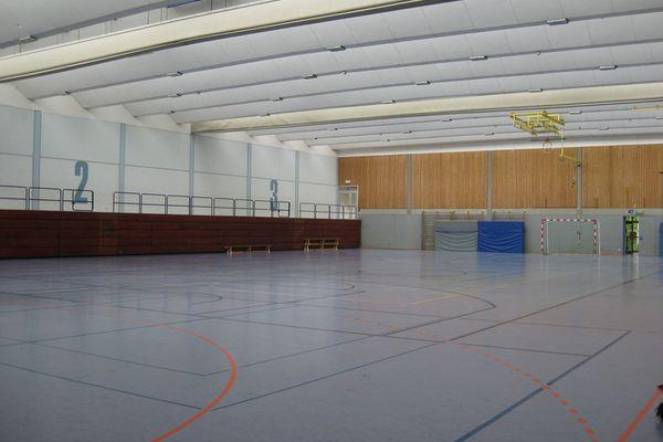 Sporthalle Oeffingen 1